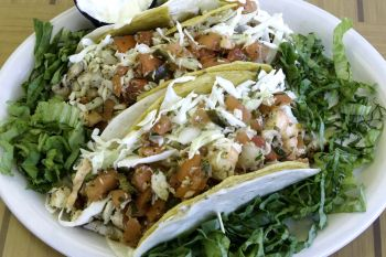 Atlantic Coast Café, A. C. C.'s Famous Fish Tacos